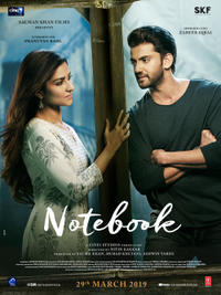 Notebook (2019) poster