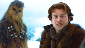 Solo: A Star Wars Story: Teaser Trailer 1