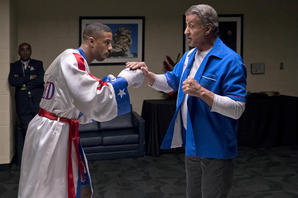 A Blow-by-Blow of the 'Creed II' Set Visit
