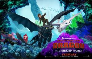 Fandango Early Access: See 'How To Train Your Dragon: The Hidden World' Three Weeks Early
