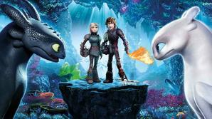 'How to Train Your Dragon: The Hidden World' Is Coming To Theaters Three Weeks Early