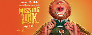 Watch 'Missing Link' Exclusive Featurette: Mr. Link