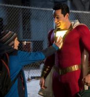 Today in Movie Culture: 'Shazam!' Meets 'Big,' 'Captain Marvel' VFX Breakdown and More