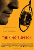 "Poster art for ""The King's Speech"""