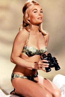 34. Shirley Eaton