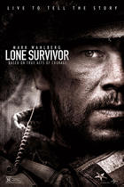 "Poster art for ""Lone Survivor."""