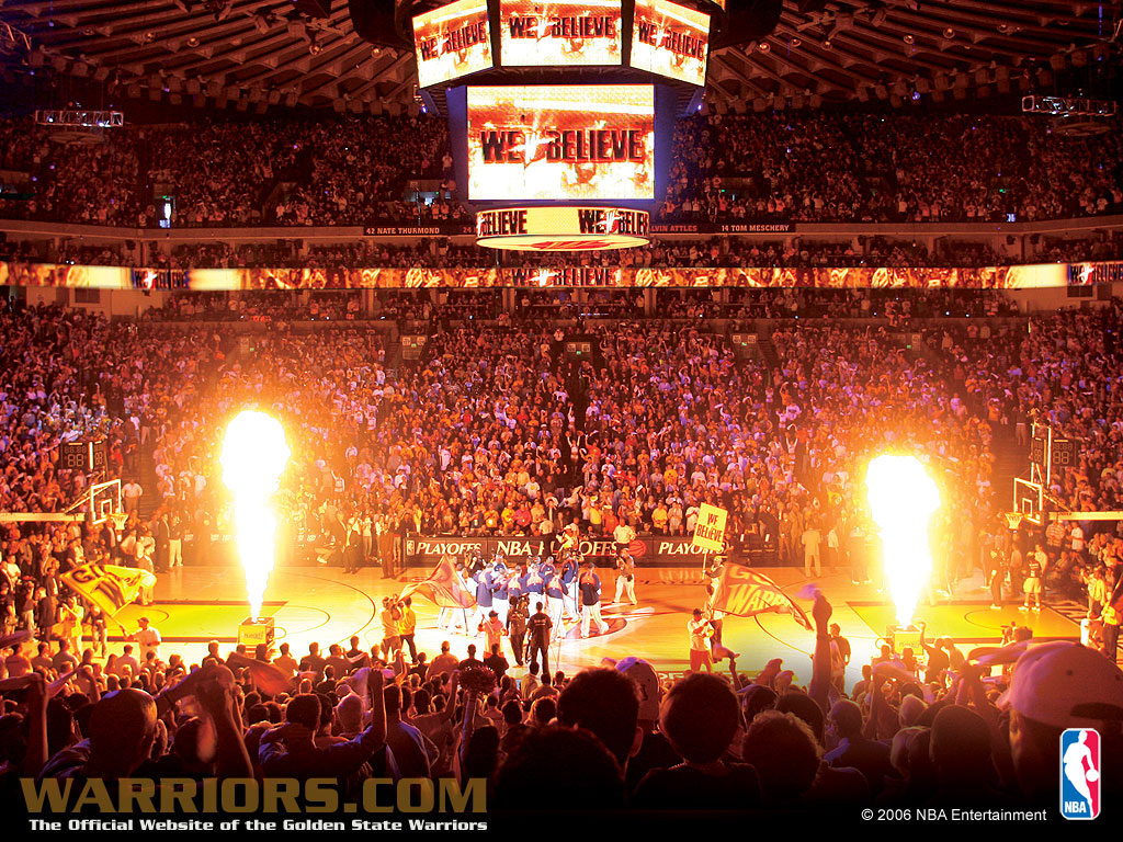 2007 NBA Playoffs - Golden State Warriors 1024x768 800x600