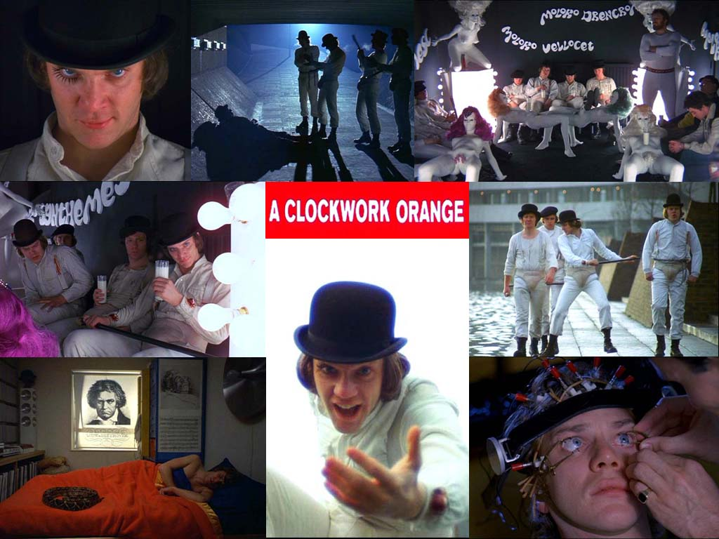 The Amazing Wallpaper Hd A Clockwork Orange A Clockwork Orange Wallpaper 323607