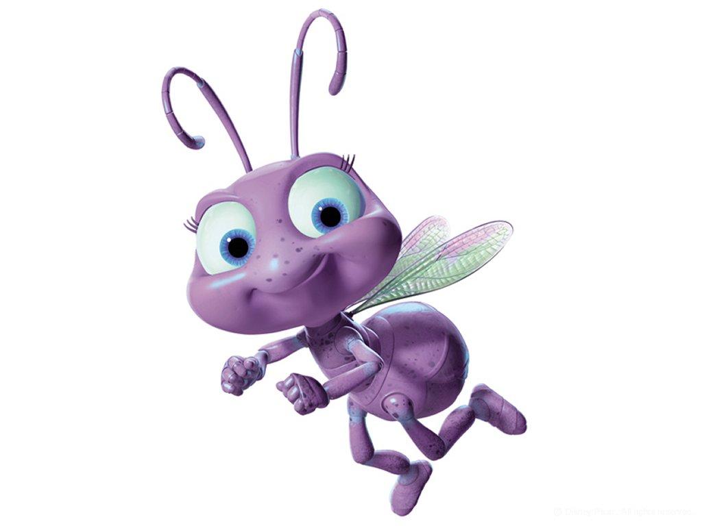 Bugs Life Caterpillar Wings