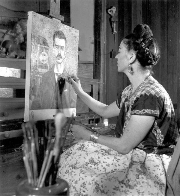 Frida Kahlo Hd Wallpaper And Background