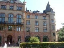 Castles Grand Hotel - Lund Sweden Wallpaper