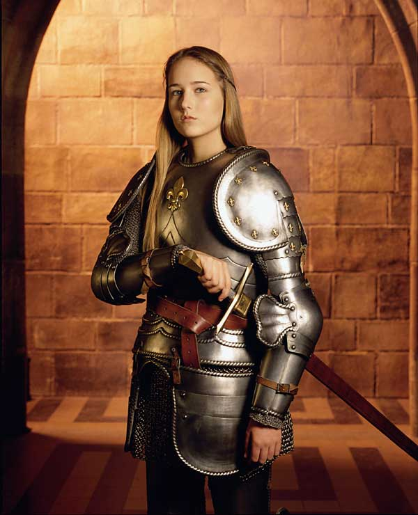 Knights Armor Chain Mail