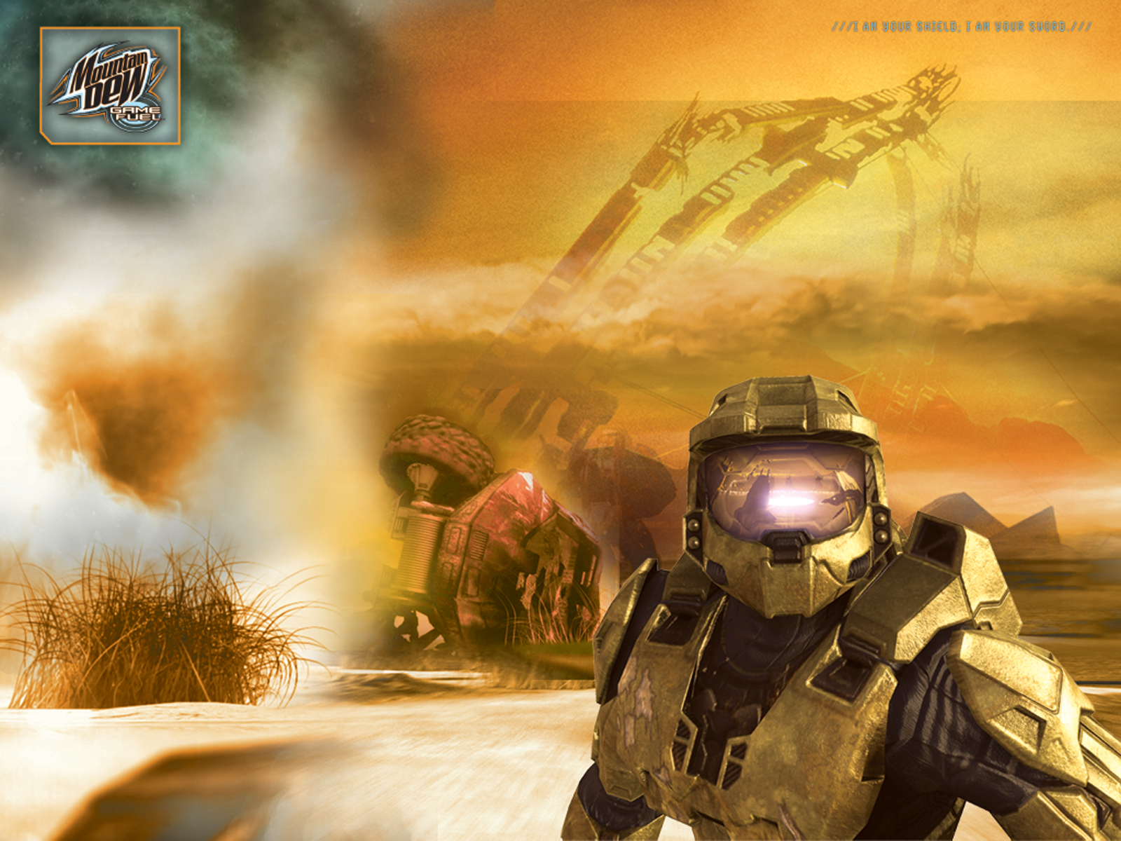 Halo Wallpaper Hd Mountain Dew Game Fuel Images Mt Dew Game Fuel Halo 3 Wp