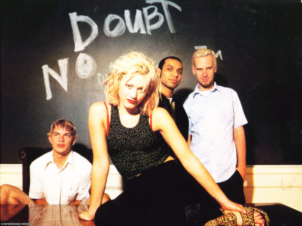 No Doubt - no-doubt wallpaper