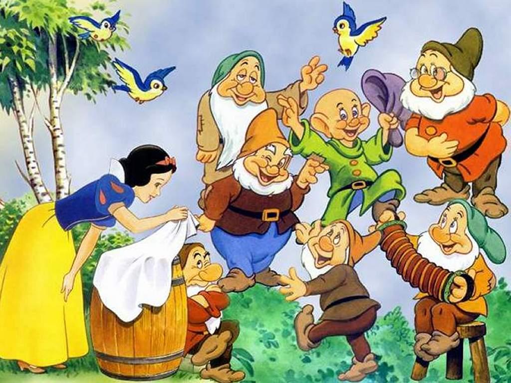 Princess Snow White Wallpaper