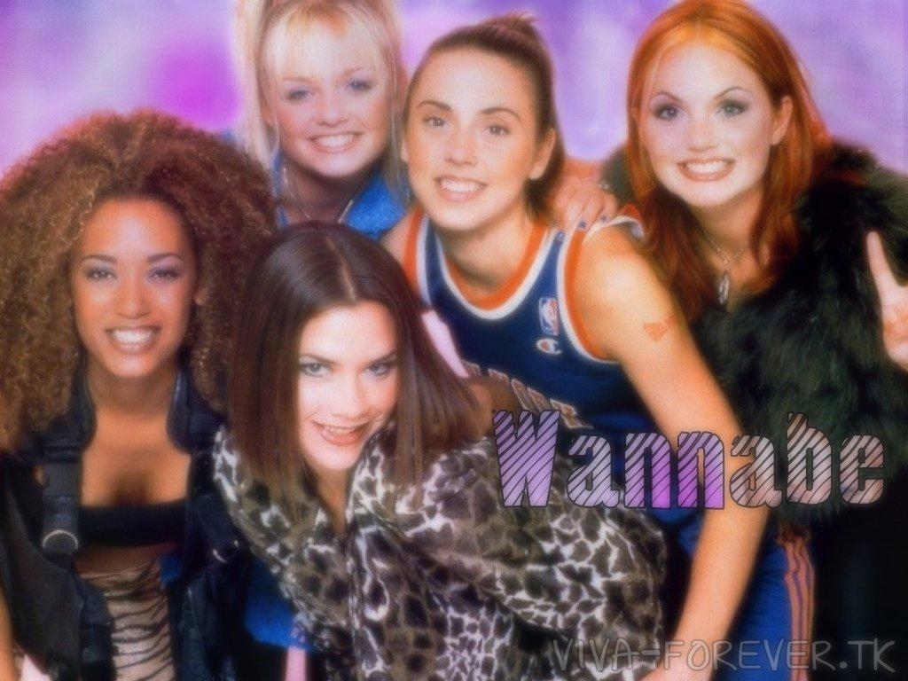 Wallpaper In Cute Girl Spice Girls Spice Girls Wallpaper 231529 Fanpop