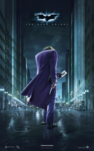 dark knight, poster, heath ledger, joker