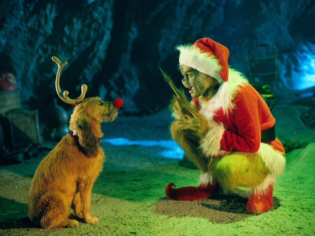 i know its not christmas and we have a lovely nine months to wait until christmas 2014 but the grinch is a film that i think you can enjoy at any time of - How The Grinch Stole Christmas 2014