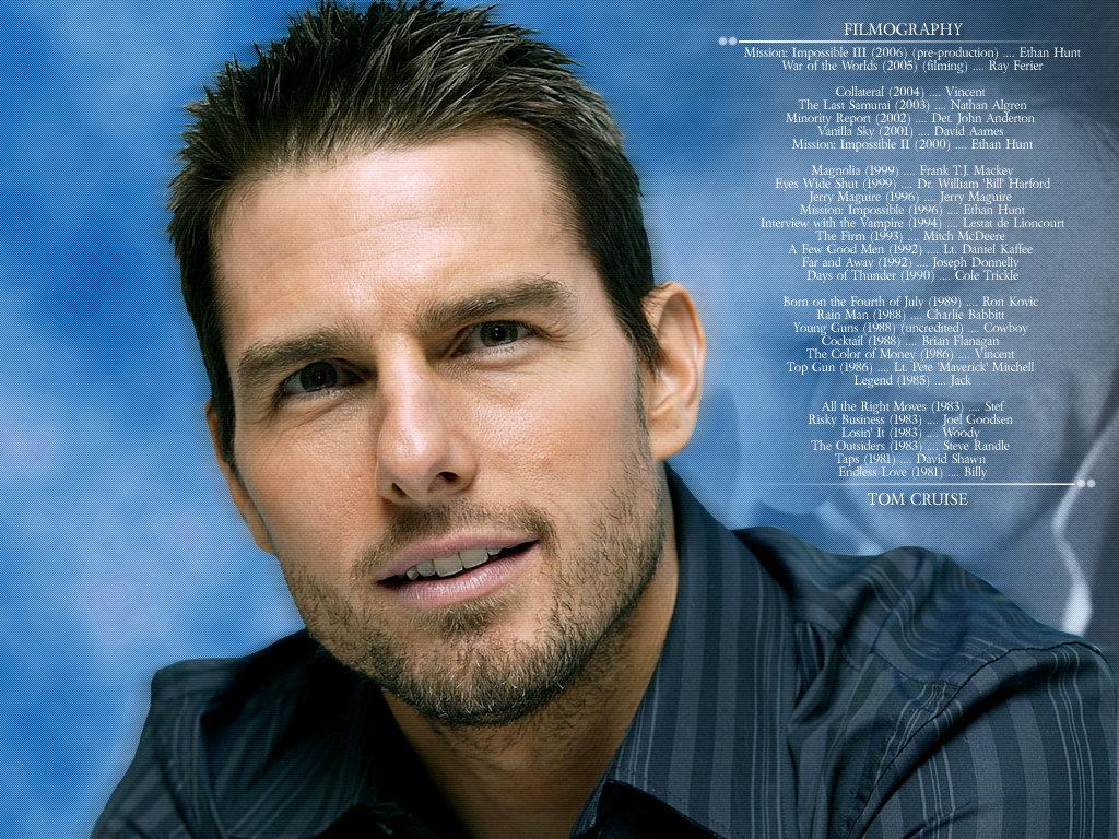 Tom Cruise - tom-cruise wallpaper