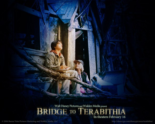 20+ Movie Bridge To Terabithia Book Pictures and Ideas on Weric