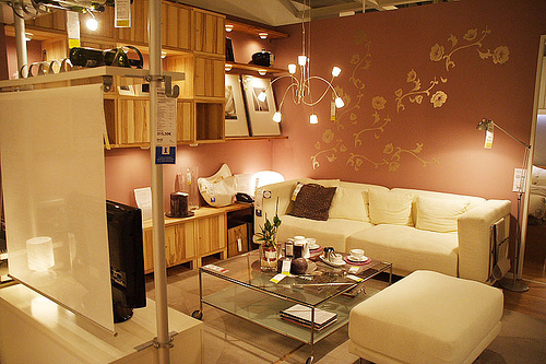 ikea showroom living room how to decorate a large wall images livingroom wallpaper and background photos 410642