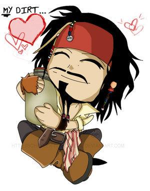 jack animated captain jack