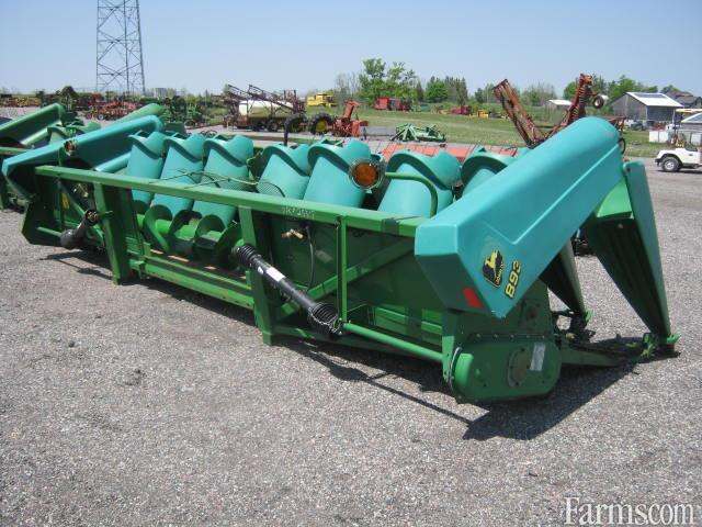 Corn Head John Deere 893