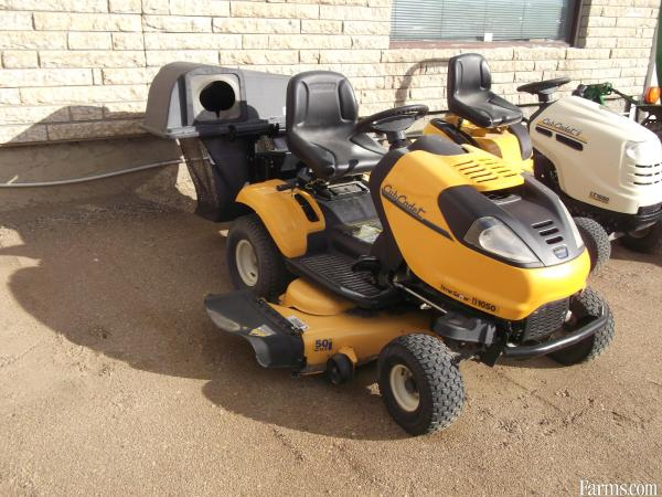 Cub Cadet Riding Lawn Mower Sale