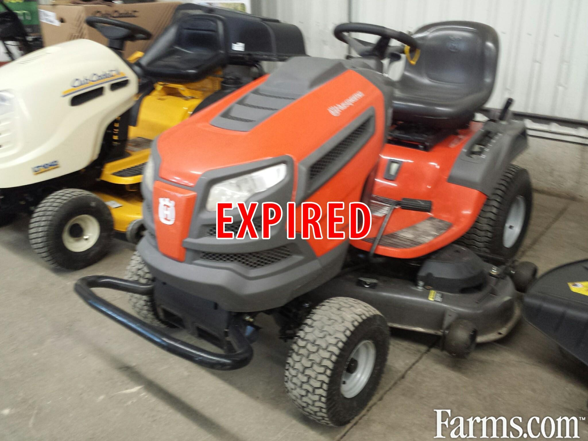 riding lawn mowers in canada 2 hp single phase motor wiring diagram husqvarna yth23v48 for sale farms