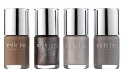 nails inc. launches limited edtion shades for January