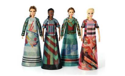 Barbie teams up with Sadie Williams