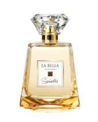 Samantha Faiers launches debut fragrance La Bella