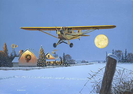 Ross Buckland Work Zoom Christmas Cub