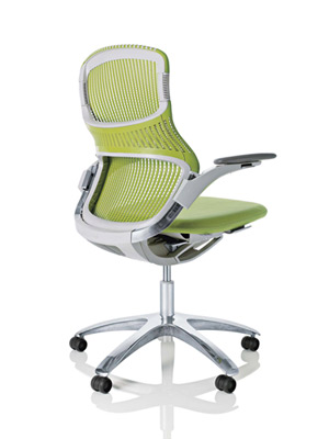 TestDriving the Latest HighTech Office Chairs video