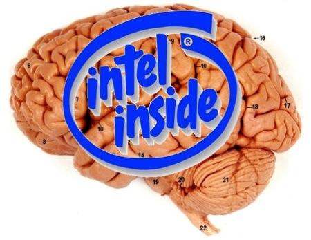 Intel Inside brain