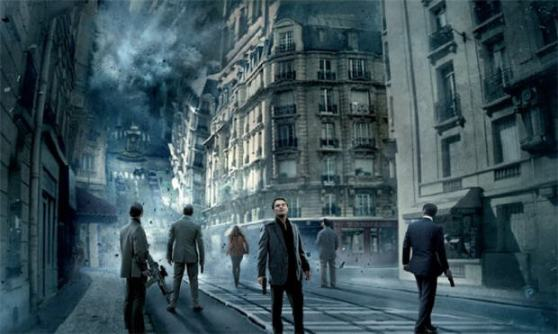 """Scene from Christopher Nolan's """"Inception"""", created using Autodesk technology (by FAST COMPANY)"""