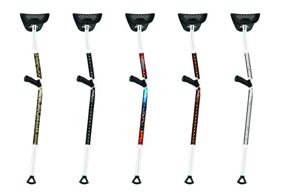 Aeron Chair Apprentice Invents a New Crutch