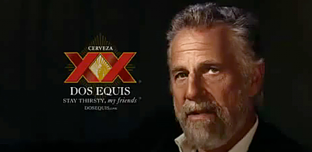 Picture of the Dos Equis Character