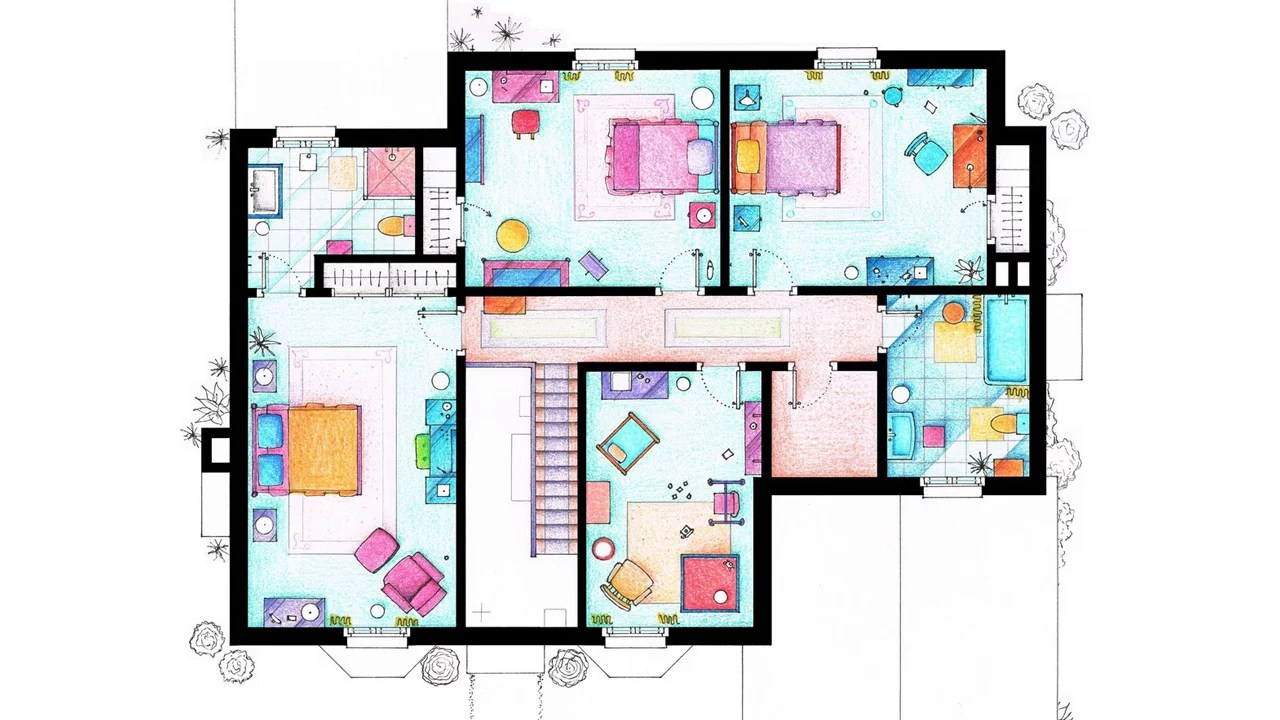 An Interior Designer Explains The Unlikely Apartments Of