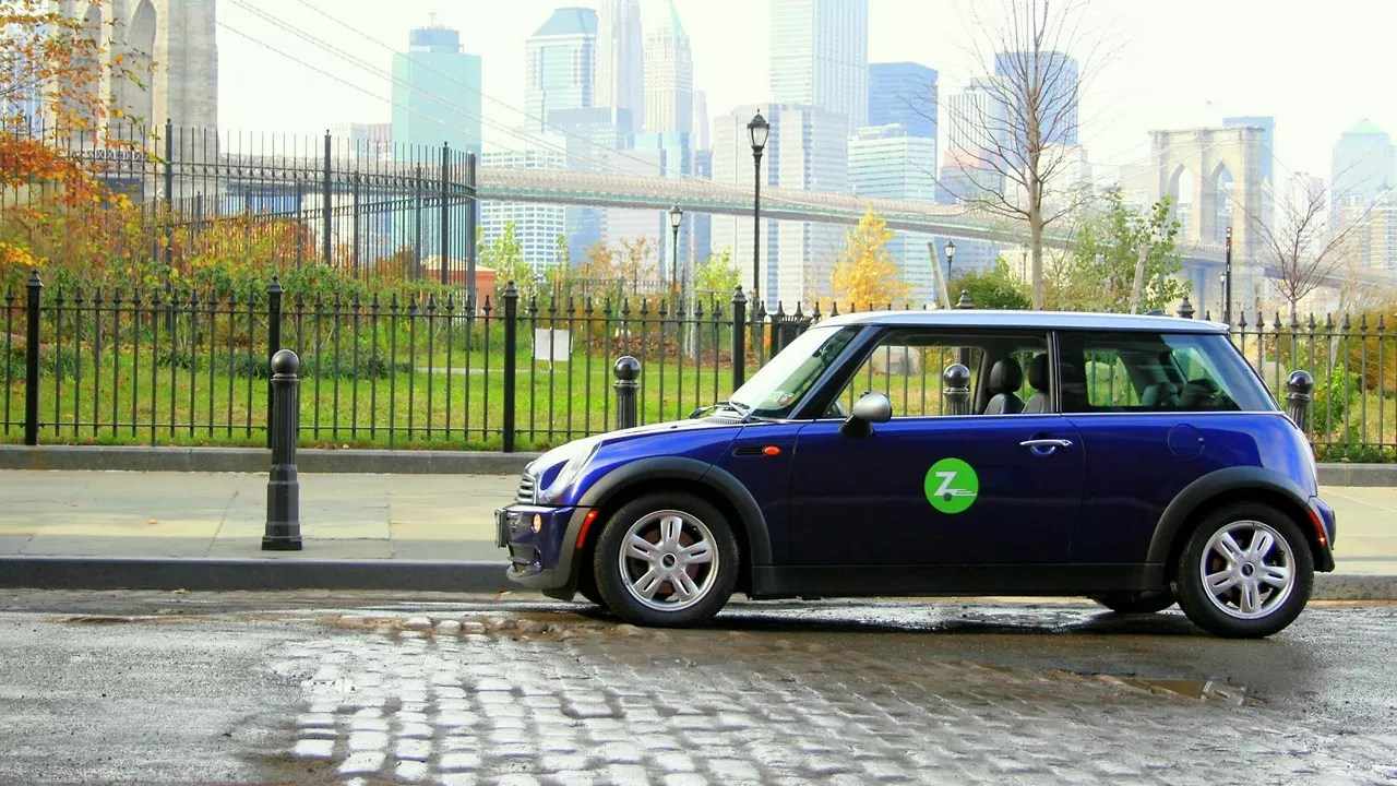 Car Sharing: An Alternative to Car Rental with Zipcar (Image via FastcoDesign)