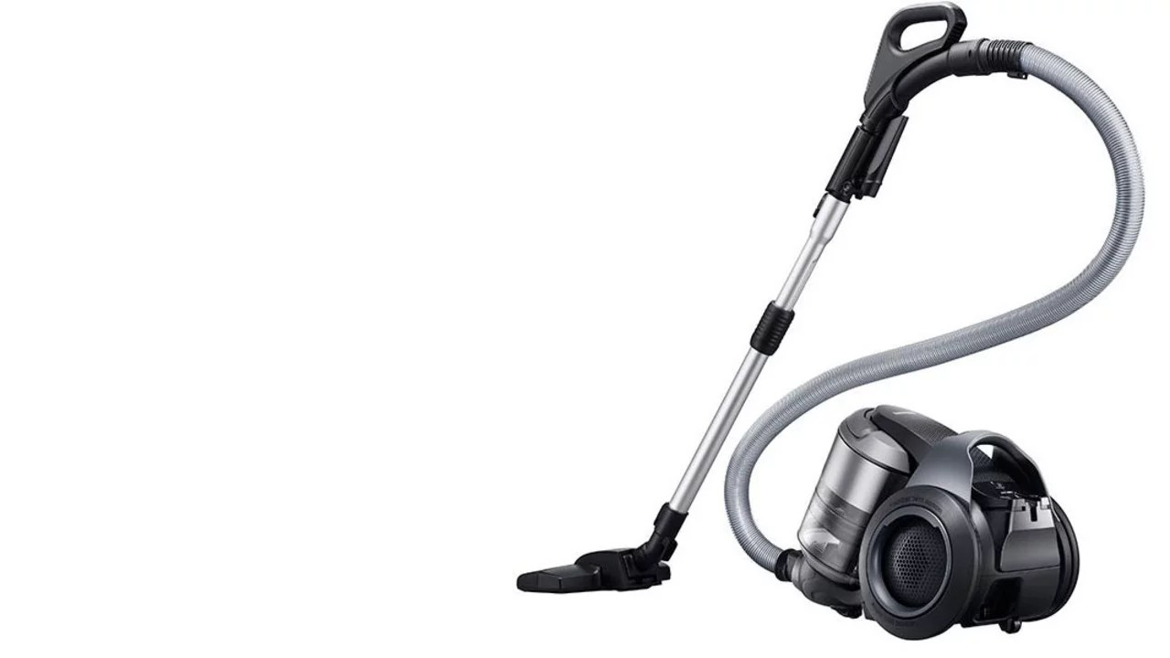 Samsung's New Vacuum Cleaner Looks A Lot Like Dyson's… And
