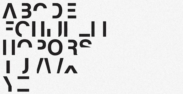Try Reading This Font And You'll Better Understand What