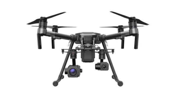 DJI unveils first professional drone optimized for