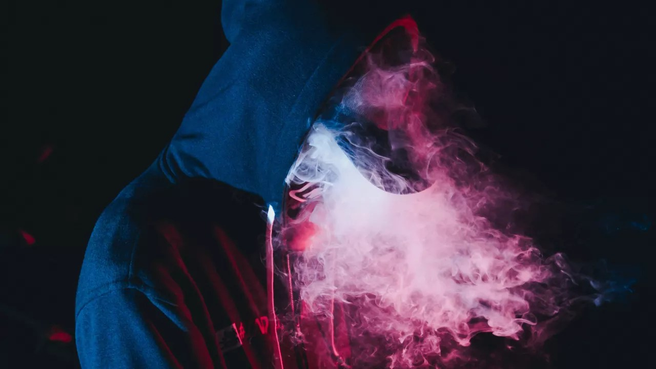 Vaping isnt just uncool new study says its also addictive