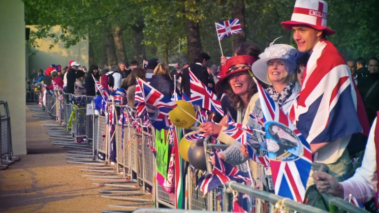 Image result for royal wedding party