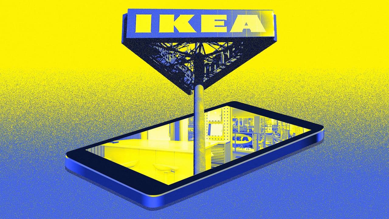 Ikea Is Launching Its New Superpowered App This Year