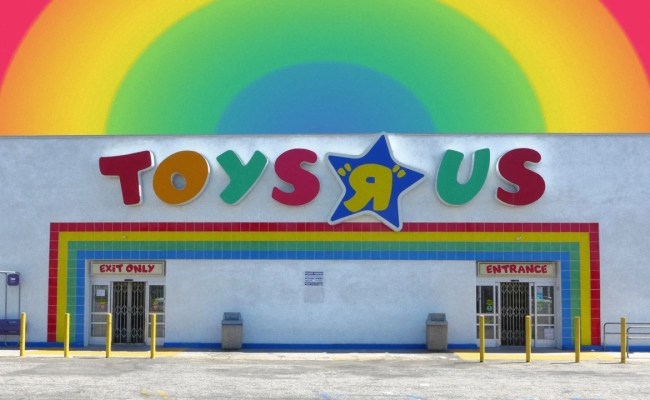 Toys R Us Plans Comeback For 2019 Shopping Season Report