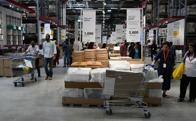 Ikea Vs Pepperfry The Battle For India S 32b Furniture