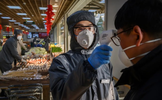 Coronavirus Outbreak This Mapping Tool Busts The Biggest