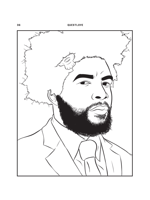 Crafts With Kanye: A New Book Lets You Color In Your